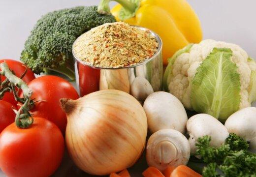Овощи: где больше всего нитратов?
