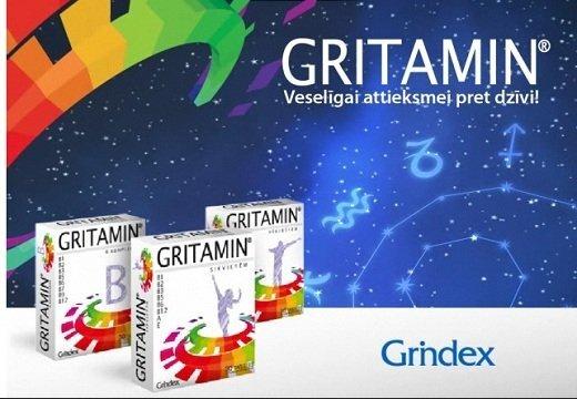 Gritamin® для женщин – комплекс витаминов для здоровья и красоты женщины!
